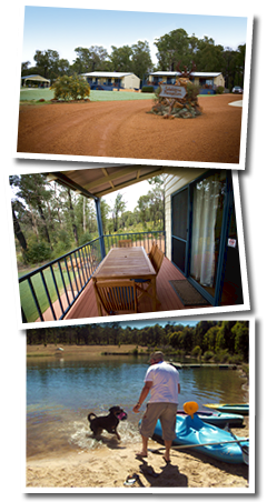 Welcome to Dwellingup Forest Lodge